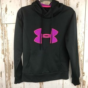 Under Armour Cold Gear Hoodie, Size Small